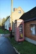 Image for Red Telephone Box - Draycote, Warwickshire, CV23 9RB