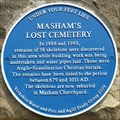 Image for Lost Cemetery, Old Police Station, Market Place, Masham, N Yorks, UK
