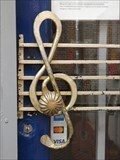 Image for Note on a Musical Staff - Muziekhandel Reichenbach - Zwolle NL