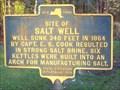 Image for SITE OF SALT WELL - Fulton, New York