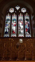 Image for Stained Glass Windows - St Tudius - St Tudy, Cornwall
