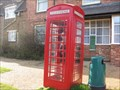 Image for Red Telephone Box - Main Street, Badby, Northamptonshire, UK