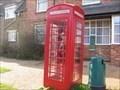 Image for Red Telephone Box - Main Street, Badby, Northamptonshire, UK