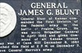 Image for General James G. Blunt - Prairie Grove AR