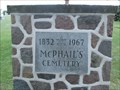 Image for McPhail's Centennial Cemetery - Wooler, ON