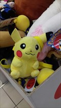 Image for Pikachu in a display case - Kulmbach/BY/Germany