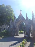 Image for Main Gate - Forest Hill Cemetery - Utica, NY