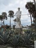 Image for Neptune the Planet - Neptune Statue  - St Augustine, FL