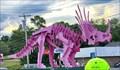 Image for Pink Floyd, Pink Dinosaur Skeleton - Belfast ME