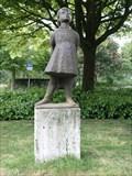 Image for Meisje met schooltas - Nijmegen, the Netherlands