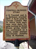 Image for Tunstall-McSween Store, Lincoln, NM