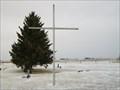 Image for Cross, Maplewood Cemetery, Iroqouis, South Dakota