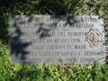 Image for St Lucie River American Revolution Memorial Tree - Okeechobee, FL