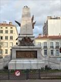 Image for Monuments aux Combattants de 1870 - 1871 - Saint Etienne, Auvergne Rhône Alpes, France