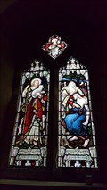 Image for Stained Glass Windows - St James the Greater - Dadlington, Leicestershire