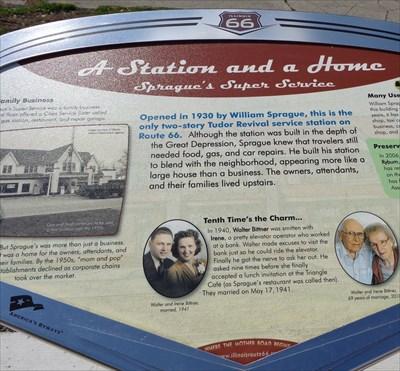 A Station & A Home