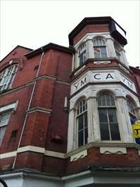 Former Ymca Building Walker Street Wellington Telford Shropshire Ymca Ywca On Waymarking Com