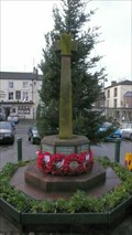 Image for Kirkby Stephen Joint War Memorial, Cumbria