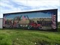 Image for Volunteer Fire House Mural - Terrell, TX