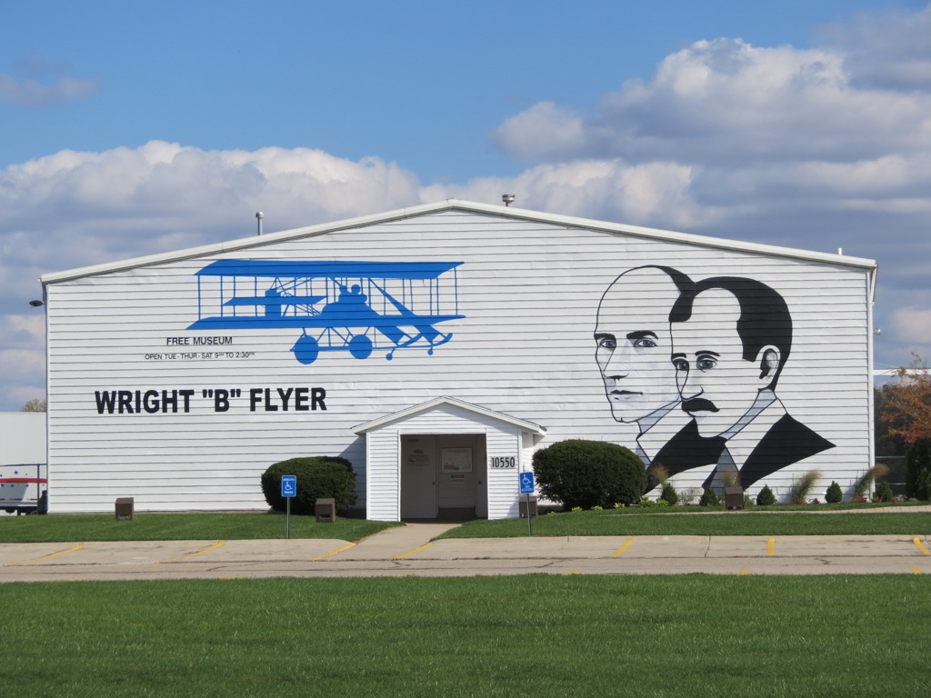 Dayton Wright Brothers Airport