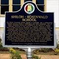 Image for Shiloh-Rosenwald School - Notasulga, Alabama
