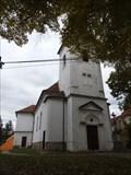 Image for Kostel Nanebevzetí Panny Marie - Diváky, Czech Republic
