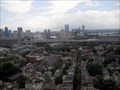 Image for Boston from The Bunker Hill Monument - Charlestown, MA