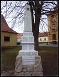 Image for Obetem první svetové války - Brno, Czech Republic