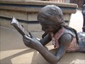 Image for Girl reading a book - Stillwater, OK
