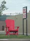 Image for Oversize Lawn Chair - Windsor, Ontario