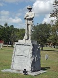 Image for Confederate Soldier - Greenville, TX