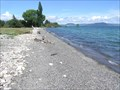 Image for Te Rangiita Waitetoko Lakeshore Reserve. Lake Taupo. New Zealand.
