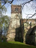 Image for Bell Tower, St Mary the Virgin, Alveley, Shropshire, England