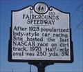 Image for FAIRGROUNDS SPEEDWAY H-120