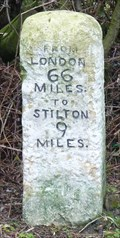 Image for Milestone - North Road, Alconbury, Cambridgeshire, UK.