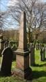 Image for Owen Peace Warner memorial - Nottingham General Cemetery - Nottingham, Nottinghamshire