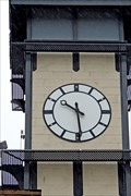 Image for City Hall Clock - Bonners Ferry, ID