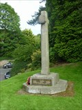 Image for WWI/II/Korea Memorial, Church Hill, Belbroughton, Worcestershire, England