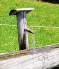 Image for Tree Trunk Fountain - Bergbauernmuseum - Diepolz, Germany, BY
