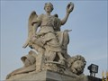 Image for Angel and Lion  -  Versailles, France