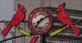 Image for Busch Stadium Clock - St. Louis, Missouri
