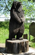 Image for Bear Carving - Scotts Valley, CA