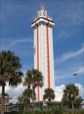 Image for Citrus Tower & Shadow - Clermont, Florida, USA.
