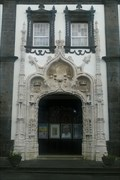 Image for Manueline Portal (1) - Mother Church, Ponta Delgada, Azores, Portugal