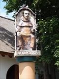 Image for Socha sv. Františka - Vyškov, Czech Republic