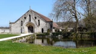 La Grange De Meslay A Parcay Meslay Centre France Grange Halls