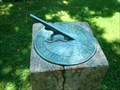 Image for North Main St. Sundial - Jefferson, North Carolina