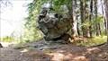 Image for Mel DeAnna Trail Balanced Rock - Castlegar, BC