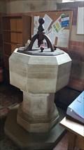 Image for Baptism Font - St Philip & St James - Atlow, Derbyshire