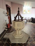 Image for Baptismal Font - St.Paul's Church - Ramsey, Isle of Man